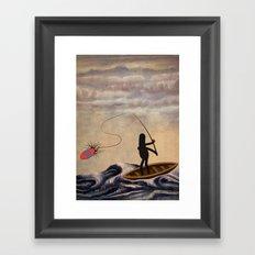 e x v o t o #1 Framed Art Print