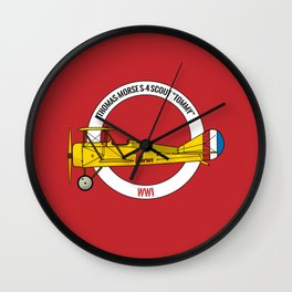 """Thomas-Morse S-4 Scout """"Tommy"""" - WWI Biplane 