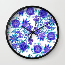 Liberty Oulala Wall Clock