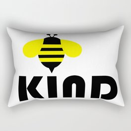 Bee Kind Rectangular Pillow