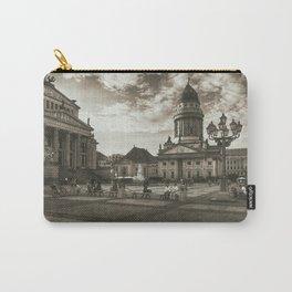 Berlin Gendarmenmarkt Vintage Carry-All Pouch