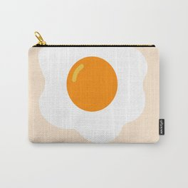 Egg orange Carry-All Pouch