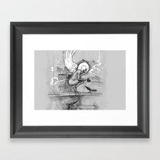 AngelPushach Framed Art Print