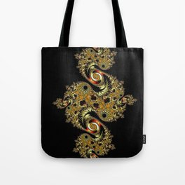Golden Star Tote Bag