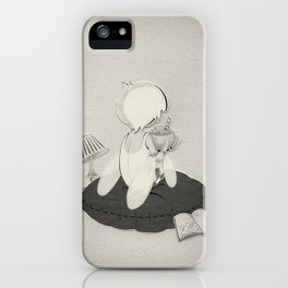 Introvertion iPhone Case