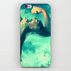 Raw Ambition iPhone & iPod Skin