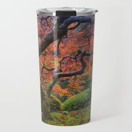 Japanese Maple Tree Travel Mug