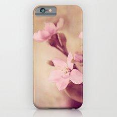 Pink Sentiments iPhone 6s Slim Case