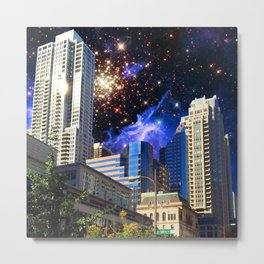 View of NGC3603 from Chicago, IL Metal Print