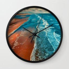 Sky Tide Wall Clock