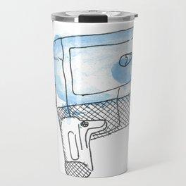 Super 8mm Doodle Travel Mug