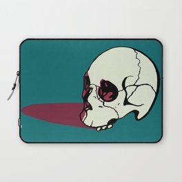 Skull Shadow Laptop Sleeve