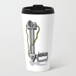 MACHINE LETTERS - L Travel Mug