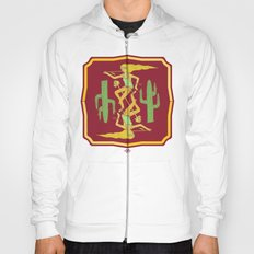 Day Tripper. (conjoined twins) Hoody