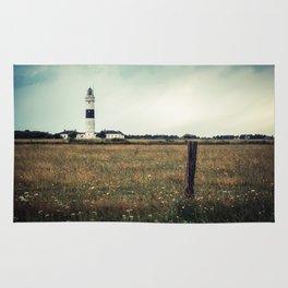 Lighthouse of Kampen II Rug