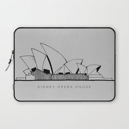 Sidney Opera House Laptop Sleeve