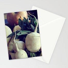 fall veg Stationery Cards