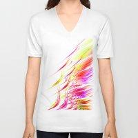 matisse V-neck T-shirts featuring Matisse by Brian Raggatt