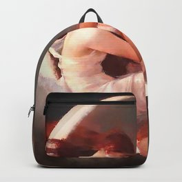 Vivid Retro - The Spirit of the New Moon Backpack