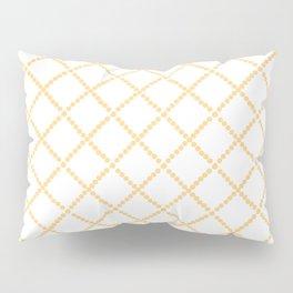 Criss Cross Pillow Sham