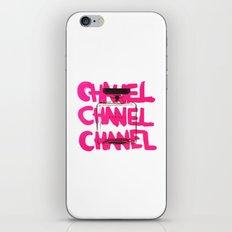 Channel Parfum iPhone Skin