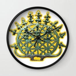 East Wind, East Sun Wall Clock