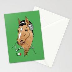 Italian Stallion Stationery Cards