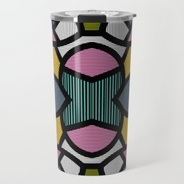 PopArt Tile 2 Travel Mug