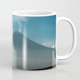 El Toro y el Volcan, El Toro and the volcano Coffee Mug