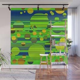 Effervescence Wall Mural