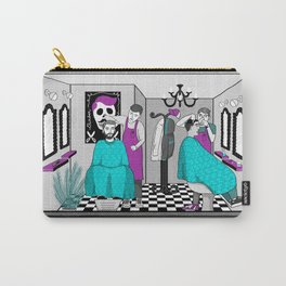 Barbershop Life Carry-All Pouch