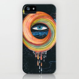 Brand new vision iPhone Case