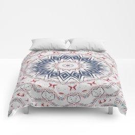 Dreamcatcher Berry & Blue Comforters