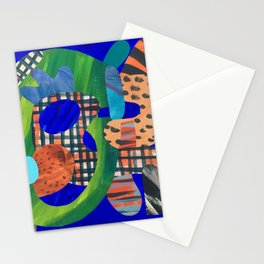 Blue Hat Stationery Cards