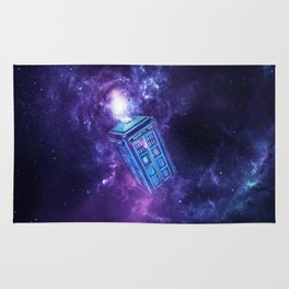 Tardis Nebula Rug