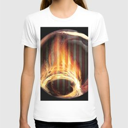 circle of fire T-shirt