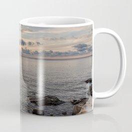 Sunset over the Ocean 7-21-18 Coffee Mug