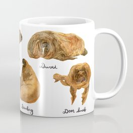 the furnished walrus Coffee Mug