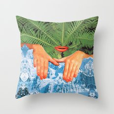 Touch Cold Throw Pillow