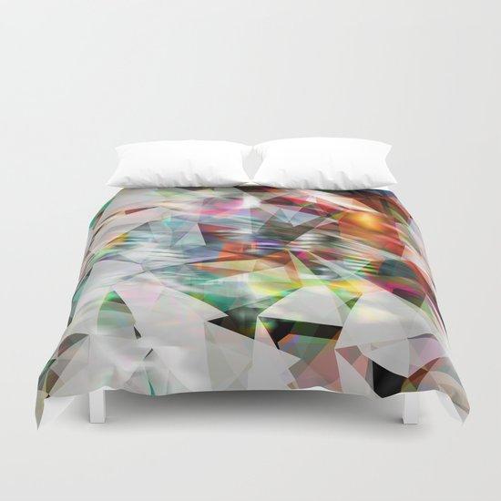 crystalline Duvet Cover
