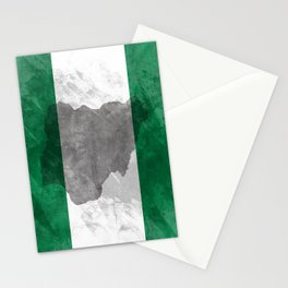 THOUGHTS OF NIGERIA Stationery Cards