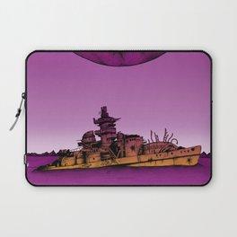 Gneisenau Run Aground Laptop Sleeve