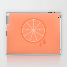 #51 Orange Laptop & iPad Skin