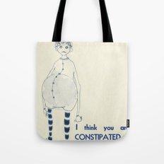 Constipated Soul Tote Bag