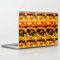 africa Laptop & iPad Skins featuring Africa. by Assiyam