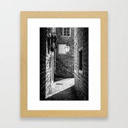 Budva Framed Art Print