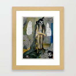 Odalisque I Framed Art Print