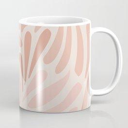 Pink Swirls Coffee Mug