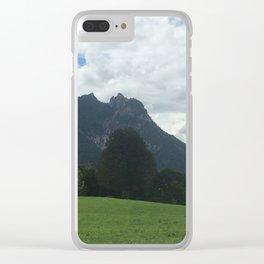 Die Schlafende Hexe Clear iPhone Case