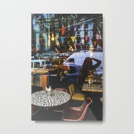 INSIDEOUT Metal Print